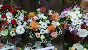 доставка цветов Ужгород