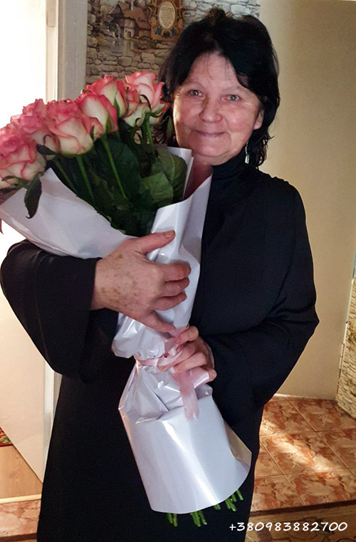 розы с доставкой в Буковель